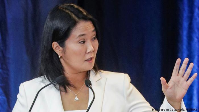 Peru Wahlen | TV-Duell | Keiko Fujimori