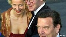 Deutscher Filmpreis Schröder Katja Riemann und August Zirner