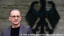 Deutschland | Namibia | Aussöhnungsabkommen |Bundesaußenminister Heiko Maas