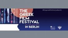 Sechstes The Greek Film Festival in Berlin (2.-6. Juni 2021). Plakate des Filmfestivals.