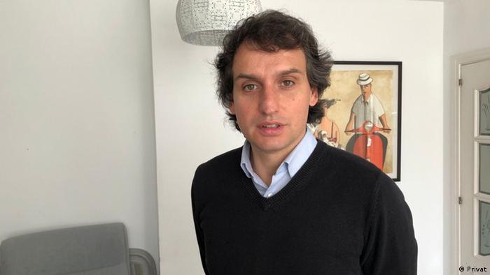 Lluis Orriols   Politikwisenschaftler aus Spanien