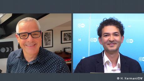 مایکل هال، بنیانگذار و رئیس سایفون در گفتوگو با دویچه وله