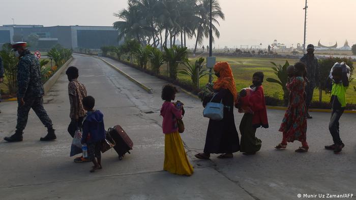 Біженці етнічної групи рохінджа в Бангладеш