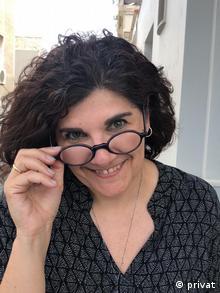Η διευθύντρια του φεστιβάλ Σοφία Σταυριανίδου