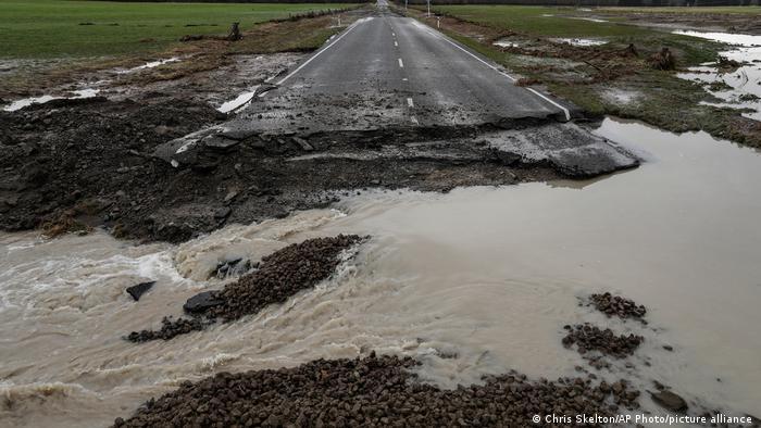 Banjir di Selandia Baru, Juni 2021