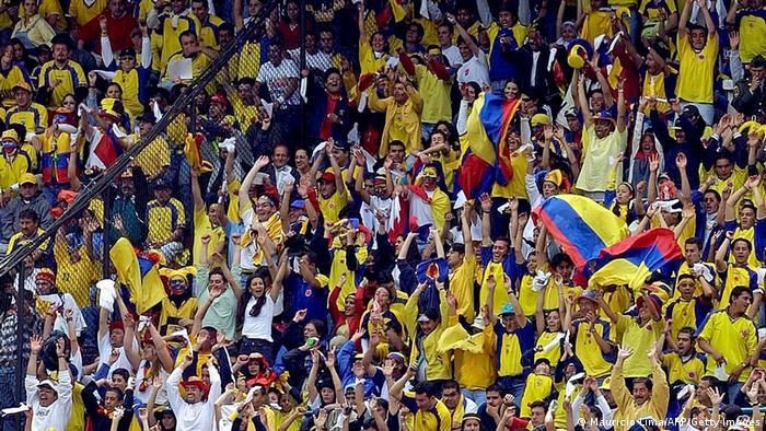 Kolumbien Copa America 2001