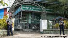 Myanmar Sittwe | Schulen öffnen erstmals bnach Militärputsch