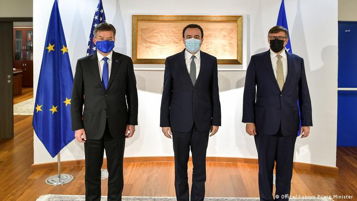 Kosovo Serbien Dialog