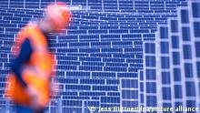 BdT | Deutschland | Photovoltaik-Park liefert Strom für die Deutsche Bahn