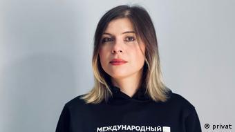 Белорусская правозащитница Виктория Федорова