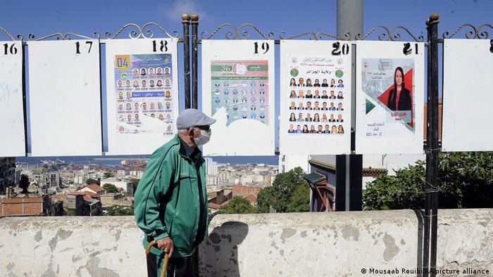 Izbori u Alžiru