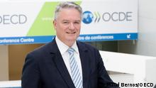 Mathias Cormann Secretary-General of the OECD. 28 may 2021 Paris, France Photo : OECD / Maud Bernos
