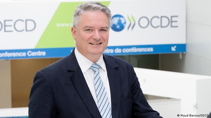 OECD chief Mathias Cormann