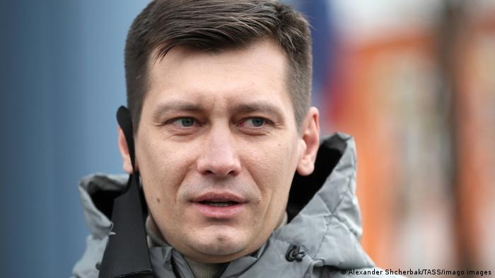 Дмитрий Гудков, российский оппозиционный политик