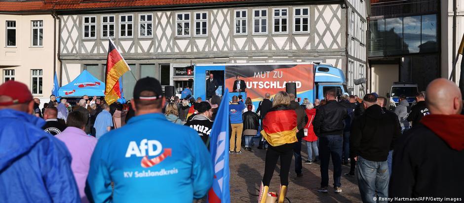 Germania| alegeri regionale în Saxonia-Anhalt | AfD