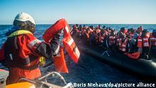 Seenotrettung Hilfsorganisation Sea-Watch