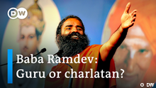 Indien Guru Baba Ramdev sparks adulation and anger