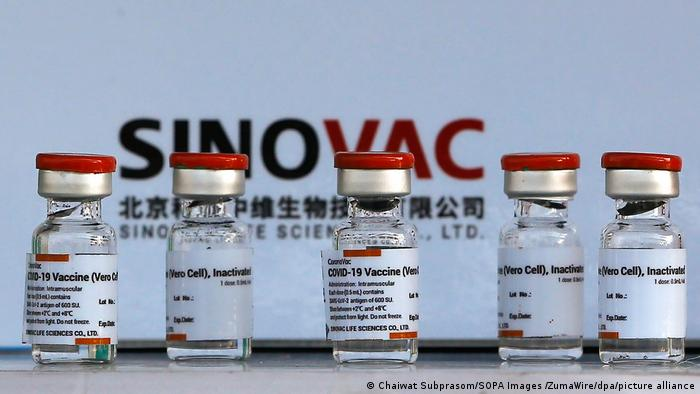 WHO-Zulassung für chinesischen Impfstoff Sinovac Biotech