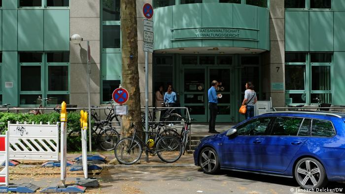 Berlin administrative court