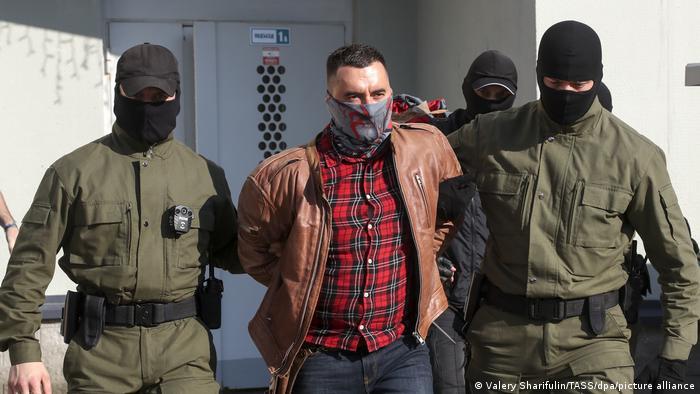 Задержание Степана Латыпова, 15 сентября 2020 г.