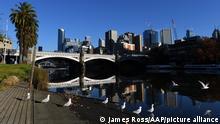 Australien Melbourne | Verlängerung Corona-Lockdown