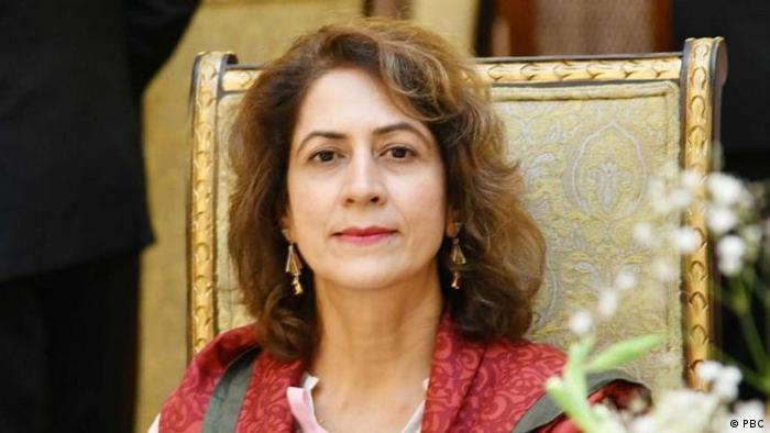 Director General Pakistan Broadcasting Corporation (PBC) Ambreen Jan