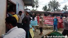 Sarah Naibaho/YPDK -Parongil, North Sumatra, Indonesia -29.04.2021