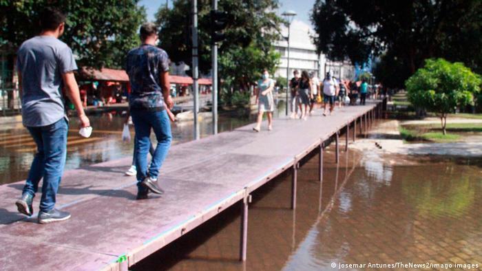 Brasilien Manaus | Amazonas Überschwemmungen