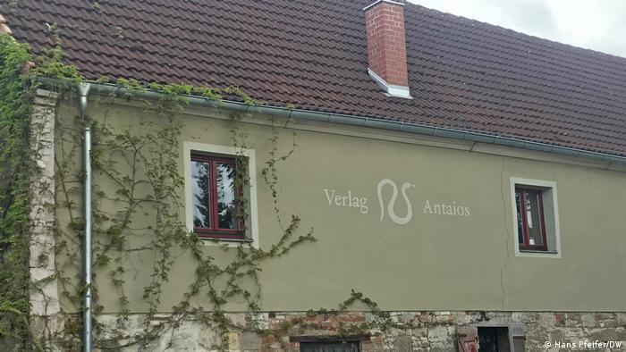 U malom selu Schnellroda desničarska mreža ima i svoju izdavačku kuću Antaios