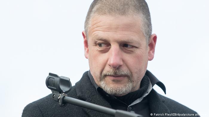 Гьотц Кубичек - лидерът на новите десни