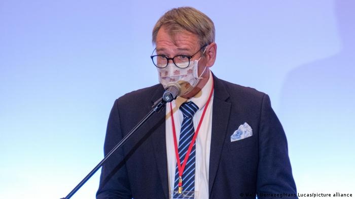 担任了三年德国在台协会处长的外交官王子陶(Thomas Prinz)在离任前接受德国之声专访