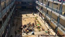 Hadinet secondary school, Displaced Camp in Mekelle -Tigray Author: Million Hailessilasie _DW Corri.