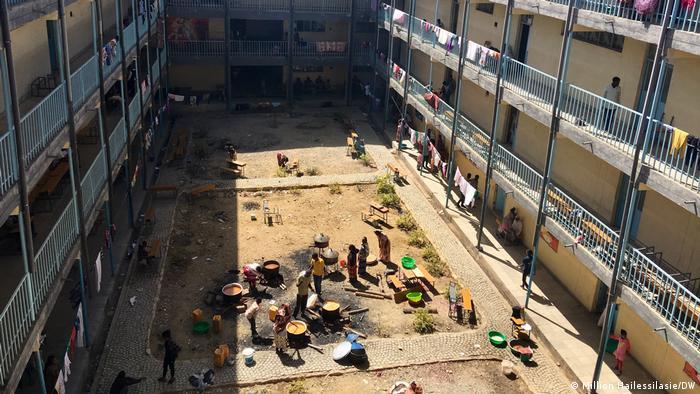 Äthiopien Tigray | Hadinet Sekundarschule | Displaced Camp in Mekelle