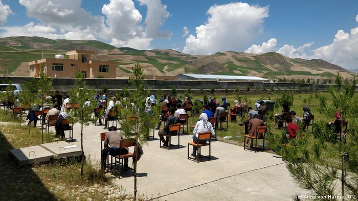 Pressebild GIZ | Afghanistan Projekt in Badakhshan