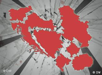 Karta Jugoslavije