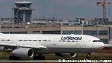 Russland Moskau Lufthansa Airbus A330 300