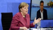 Deutschland Impfgipfel | Angela Merkel