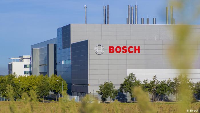 Bosch's fab in Dresden