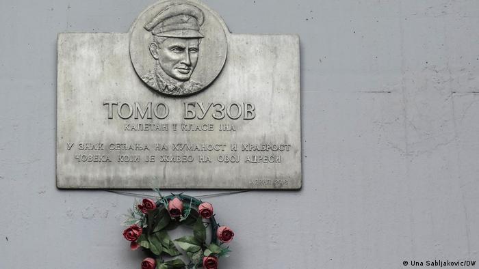 Serbien Kriegsdenkmal in Belgrad
