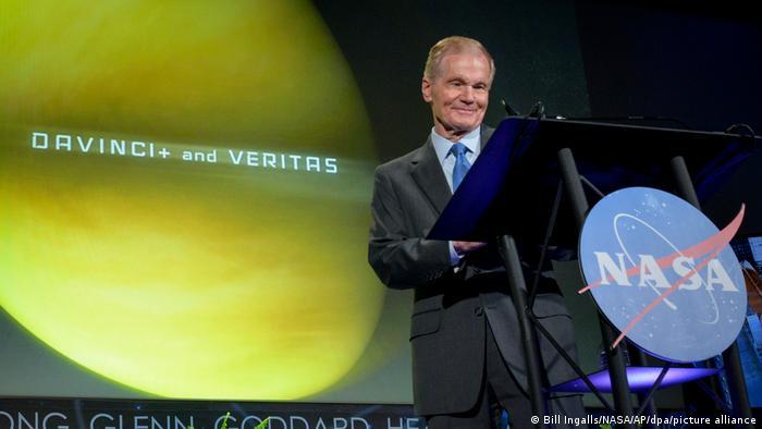 طرح ناسا برای اعزام دو کاوشگر به سیاره زهره