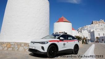 Το πρώτο ηλεκτροκίνητο αστυνομικό αυτοκίνητο της Ελλάδας