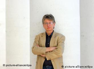 German author Reinhard Jirgl