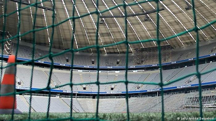 Stadon Allianz Arena, München