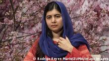 March 23, 2019 - Tokyo, Japan - Nobel Peace Prize laureate Malala Yousafzai attendsthe 5th World Assembly for Women (WAW!) and Women 20 (W20) in Tokyo. Malala Yousafzai visited Japan for the first time to attend the 5th WAW! organized by the Japanese government. This year the WAW! in collaboration with the Women 20, one of the G20 engagement groups established to make recommendations to G20, invited female leaders from politics, business and society to discuss the roles of women in their countries and affiliations. The event is held from March 23 to 24 at the Hotel New Otani Tokyo. Tokyo Japan - ZUMAm191 20190323_zap_m191_001 Copyright: xRodrigoxReyesxMarinx