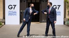 G7 - Gipfeltreffen der Gesundheitsminister, Oxford University