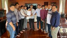 Leaders of the Executive Committee of the Crime Reporters Association of Bangladesh (CRAB) on Wednesday congratulated Bashundhara Group Managing Director Sayem Sobhan Anvir for being elected as the Chairman of the Sheikh Russel Krira Chakra Limited, one of the best sports club of the country.