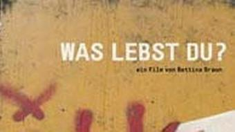 Poster for the film: Was lebst Du?