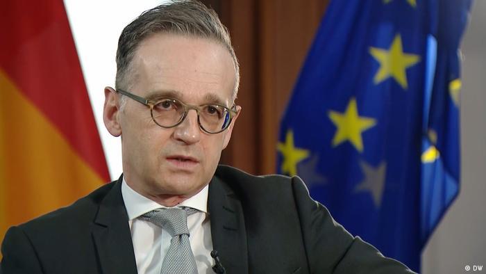 Heiko Maas, ministro de Asuntos Exteriores de Alemania.