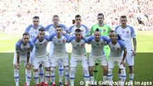 EURO 2020 Fußball Qualifikation Mannschaft Slowakei