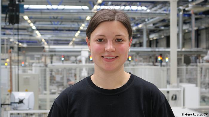 A photo of Sarah Neubert